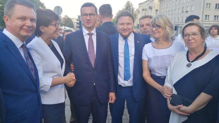 Wizyta Premiera RP Mateusza Morawieckiego
