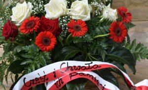 Obchody 77 rocznicy rzezi na Wołyniu w Myszkowie