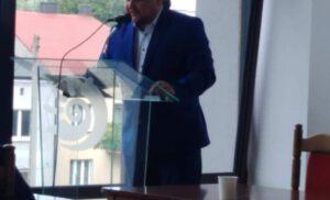 Moje wystąpienie na sesji absolutoryjnej Rady Miasta Myszkowa
